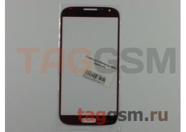 Cтекло для Samsung i9500 (красный)
