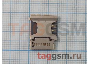 Считыватель SIM + MicroSD карты для Samsung i8262 / i8552 / i8580 / G350E