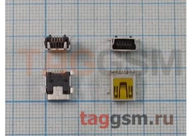 Разъем зарядки Mini USB 5pin тип 2