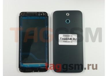 Корпус для HTC E8 (черный)