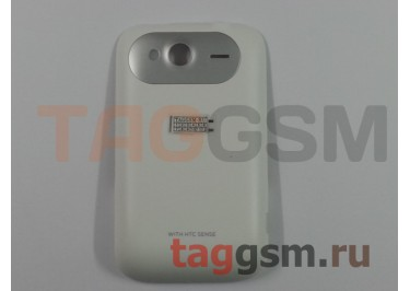 Корпус для HTC Wilfire S (задняя крышка) (белый)