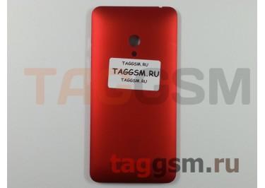 Корпус для Asus Zenfone 5 (красный) (задняя крышка)