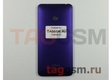 Корпус для Asus Zenfone 5 (фиолетовый) (задняя крышка)