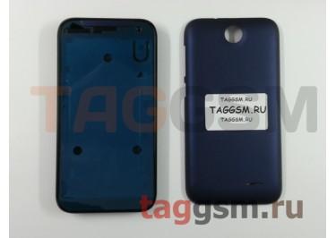 Корпус для HTC Desire 310 (синий)