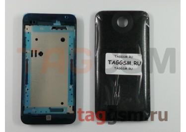 Корпус для HTC Desire 300 (черный)