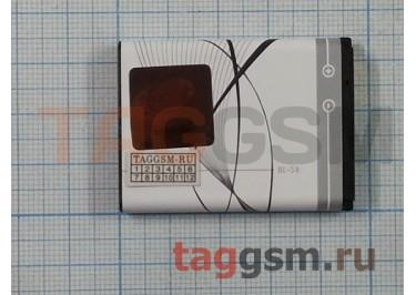 АКБ для Nokia BL-5B 6060 / 3220 / 3230 / 5140 / 5200 / 5300 / 5320 / 5500 / 6020 / 6021 / 6120 / 6060 / 6070, (в коробке), ориг