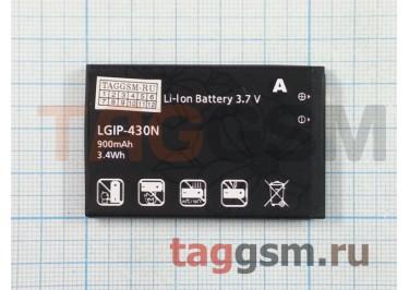 АКБ  LG GS290 / GS390 / GU280 / GU285 / GU295 / GW300 / GW330 / T300 / T310 (LGIP-430N), Класс АА