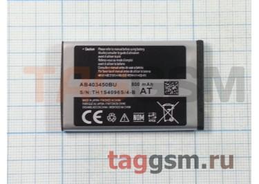АКБ  Samsung E590 ORIG EURO