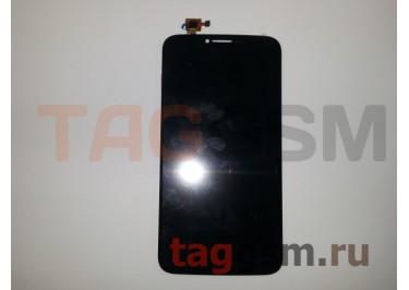 Дисплей для Alcatel OT-8030Y Hero 2 + тачскрин (черный)