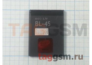 АКБ для Nokia BL-4S 2680s / 3600s / 3710f / 3711 / 6208 / 7020 / 7100sn / 7600sn / 7610sn / X3-02, (в коробке), ориг