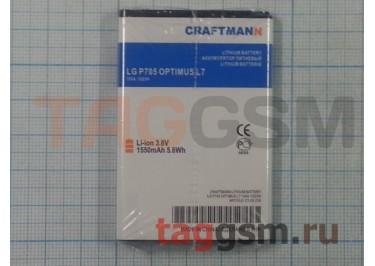 АКБ CRAFTMANN для LG P705 OPTIMUS L7 1750mAh Li-ion