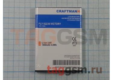 АКБ CRAFTMANN для Fly IQ236 VICTORY 1400mAh Li-ion