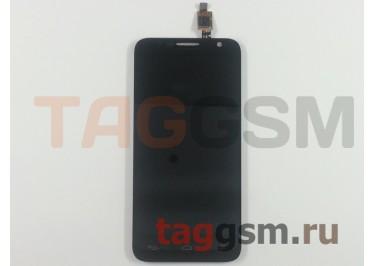 Дисплей для Alcatel OT-6016D / 6016X Idol 2 Mini + тачскрин (черный)