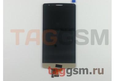 Дисплей для LG D724 / D725 G3s + тачскрин (золото)