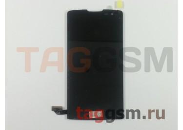 Дисплей для LG H324 Leon + тачскрин (черный)