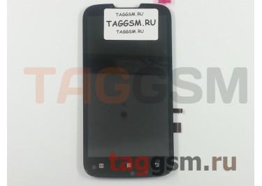 Дисплей для Lenovo A560 + тачскрин (черный)