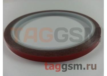 Скотч 3M Red двухсторонний 5мм