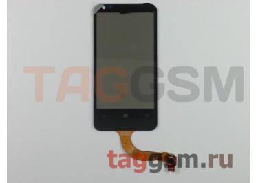 Тачскрин для Nokia 620 (черный), Rev.3