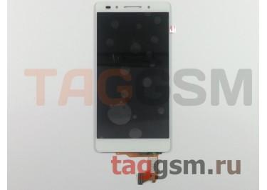 Дисплей для Huawei Honor 7 + тачскрин (белый)