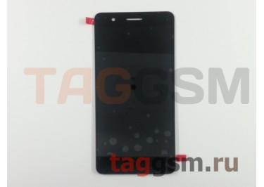 Дисплей для Huawei Honor 6 Plus + тачскрин (черный)