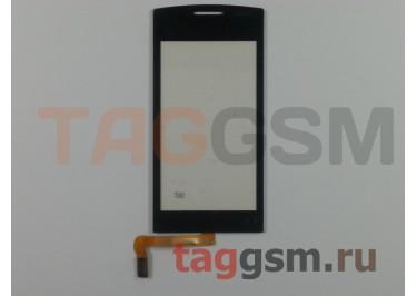 Тачскрин для Nokia 500 (черный), ориг