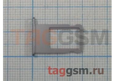 Держатель сим для iPhone 6S (серый)