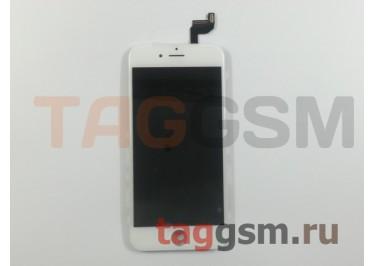 Дисплей для iPhone 6S + тачскрин белый, ОРИГ100% (гарантия 6 месяцев)