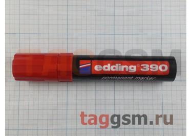 Маркер EDDING 390, d=12мм (красный)