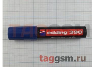 Маркер EDDING 390, d=12мм (синий)