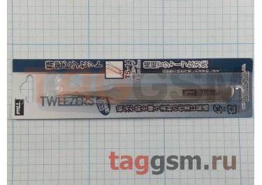 Пинцет Goot TS-14 (тонкий, усиленный)