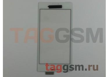 Тачскрин для Sony Xperia M4 Aqua Dual (E2333) (белый), ориг