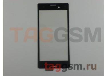 Тачскрин для Sony Xperia M4 Aqua Dual (E2333) (черный), ориг