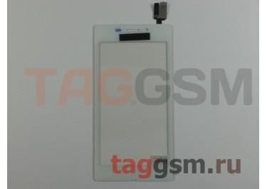 Тачскрин для Sony Xperia M2 Aqua (D2403) (белый), ориг