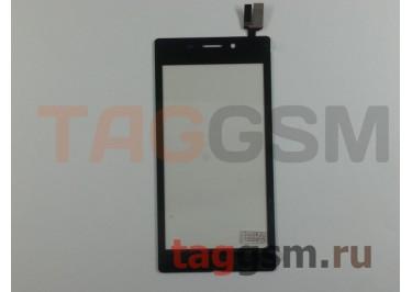 Тачскрин для Sony Xperia M2 Aqua (D2403) (черный), ориг