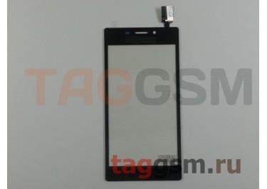 Тачскрин для Sony Xperia M2 (D2302 / D2303 / D2305 / D2306) (черный), ориг