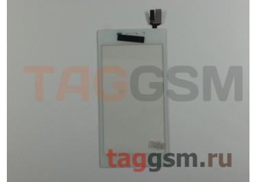 Тачскрин для Sony Xperia M2 (D2302 / D2303 / D2305 / D2306) (белый), ориг