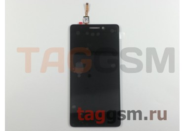 Дисплей для Lenovo A7000 + тачскрин (черный) (телефон)