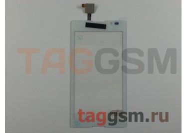 Тачскрин для Sony Xperia C (C2305) (белый), ориг