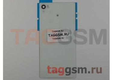 Задняя крышка для Sony Xperia Z3+ / Z4 (E6553 / E6533) (белый)