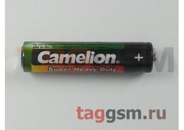 Элементы питания Camelion R03-4P (батарейка,1.5В)4 / 60 / 1200