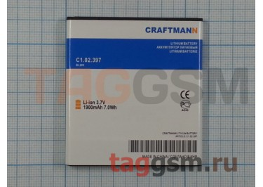 АКБ CRAFTMANN для Lenovo A706 1900mAh Li-Pon
