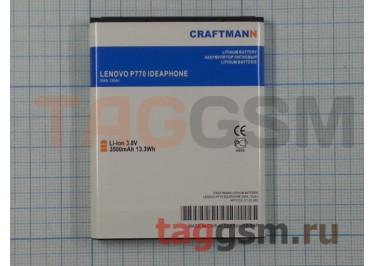 АКБ CRAFTMANN для Lenovo P770 3500mAh Li-Pon