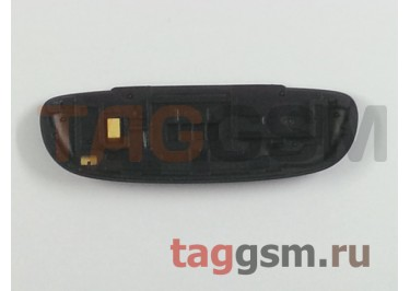 Корпус для HTC One S (нижняя часть) (черный)
