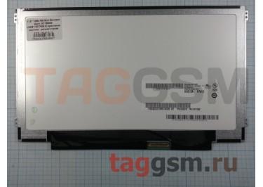 "11.6"" 1366x768 Slim Матовая 40pin (N116BGE L32 / B116XTN04.0) крепления право / лево, разъем справа"