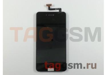Дисплей для Asus Padfone 3 (A80) + тачскрин + рамка (черный)