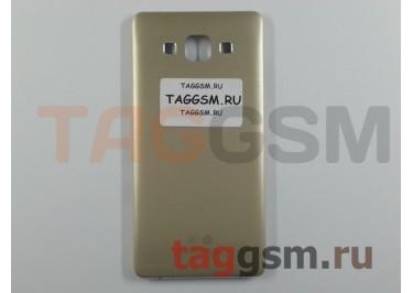 Задняя крышка для Samsung A500 Galaxy A5 (золото)