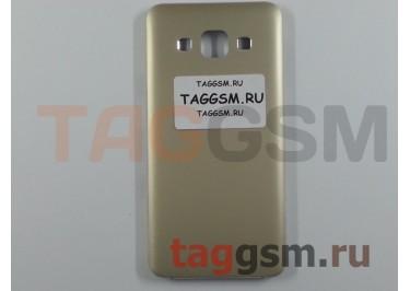 Задняя крышка для Samsung A300 Galaxy A3 (золото)