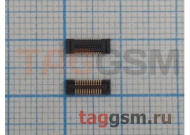 Коннектор дисплея для Samsung E2652 Champ