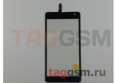 Тачскрин для Microsoft 535 Lumia (CT2C1607FPC -A1) (черный), ориг