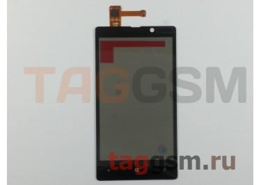 Тачскрин для Nokia 820 (черный) ориг
